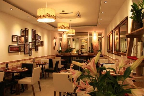 Nhà hàng Seoul Deli & Shop