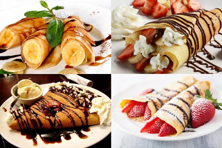 Bánh Crepe – Sự giản đơn của ẩm thực Pháp