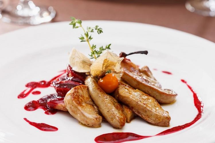 Foie Gras – Gan ngỗng nước Pháp